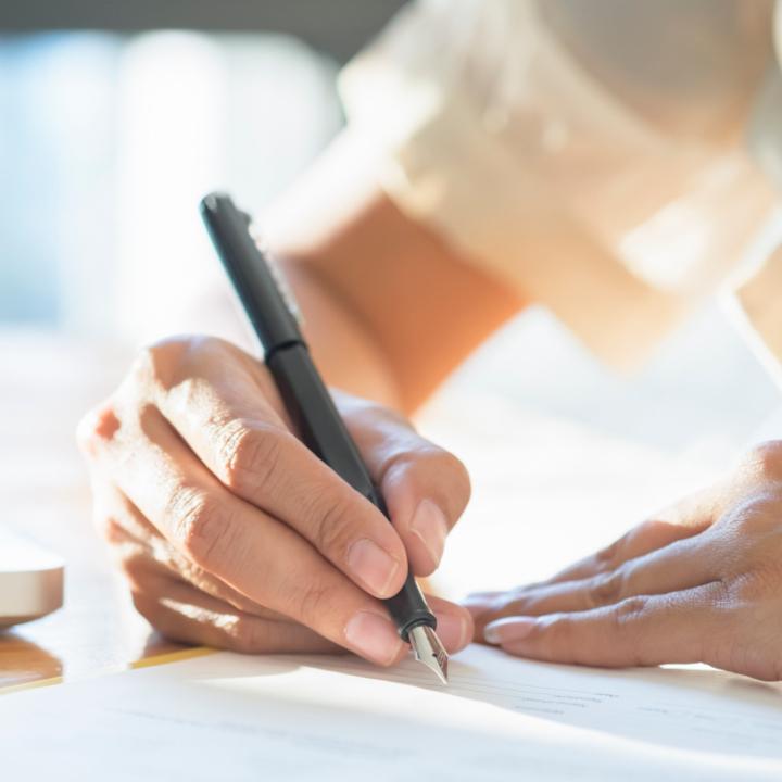 介護業界へ転職するための職務経歴書の基本
